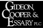 Gideon Cooper Essary PLC